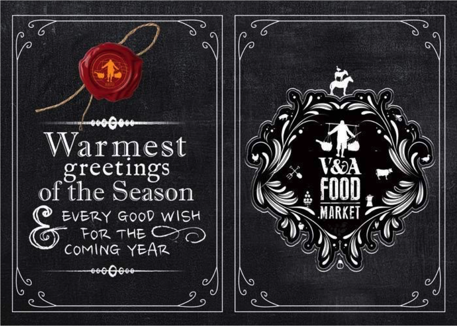 Seasons Greetings From All Of Us At The Waterfront Food Market