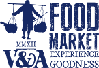 V&A Waterfront Food Market Logo