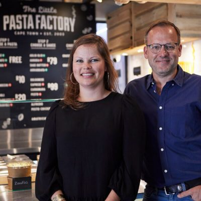 The Little Pasta Factory